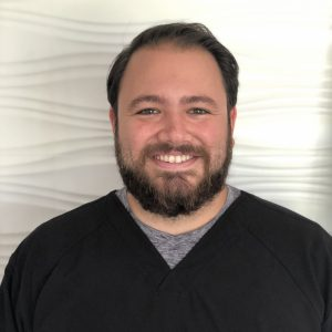 Cory G. – Licensed Massage Therapist
